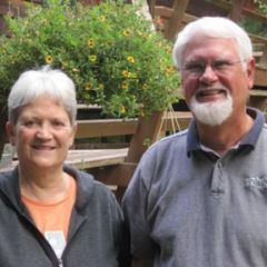 Warren and Mary Huss